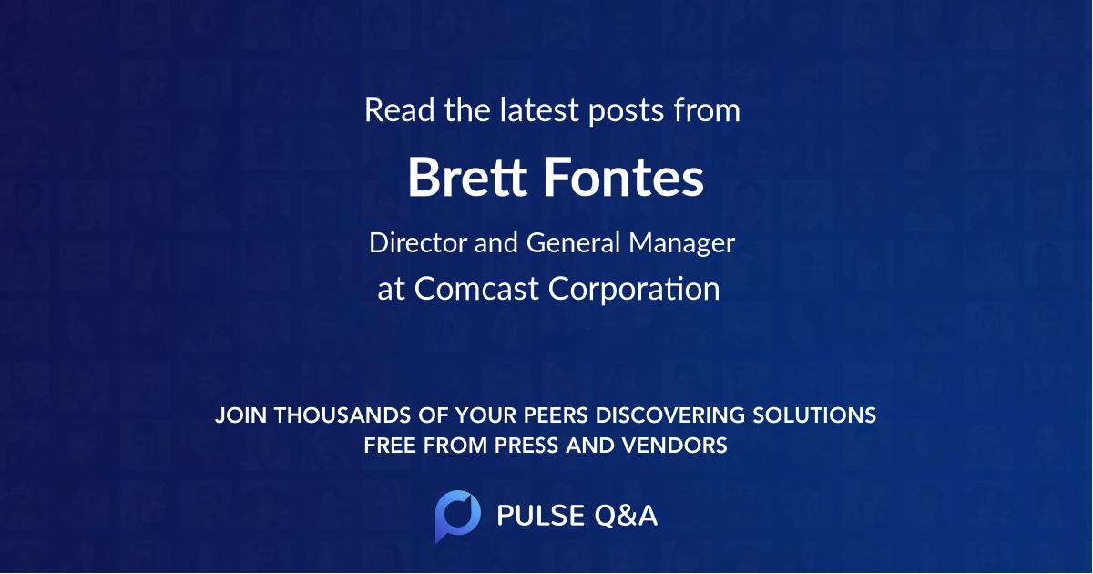 Brett Fontes