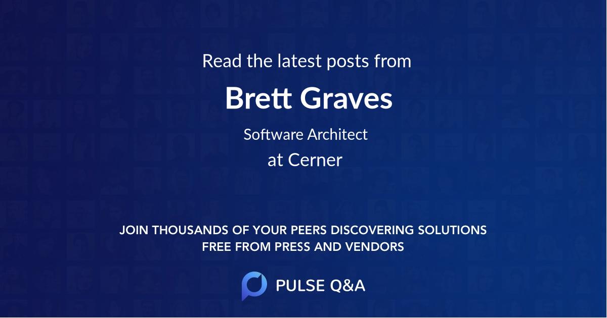 Brett Graves