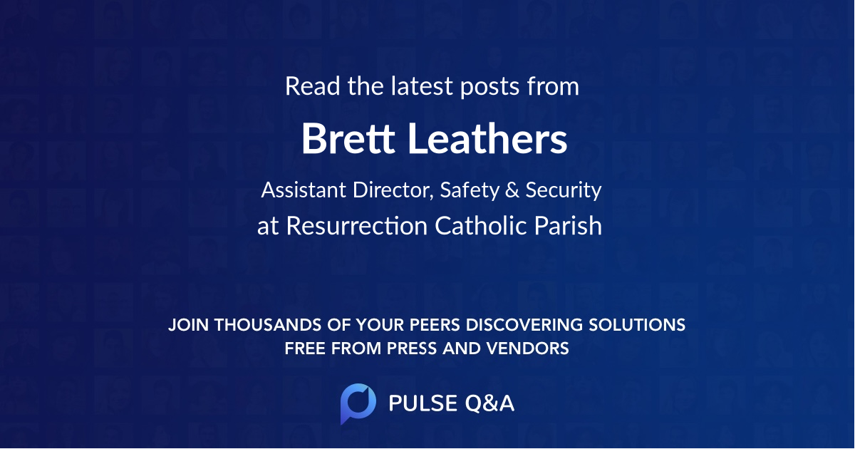 Brett Leathers