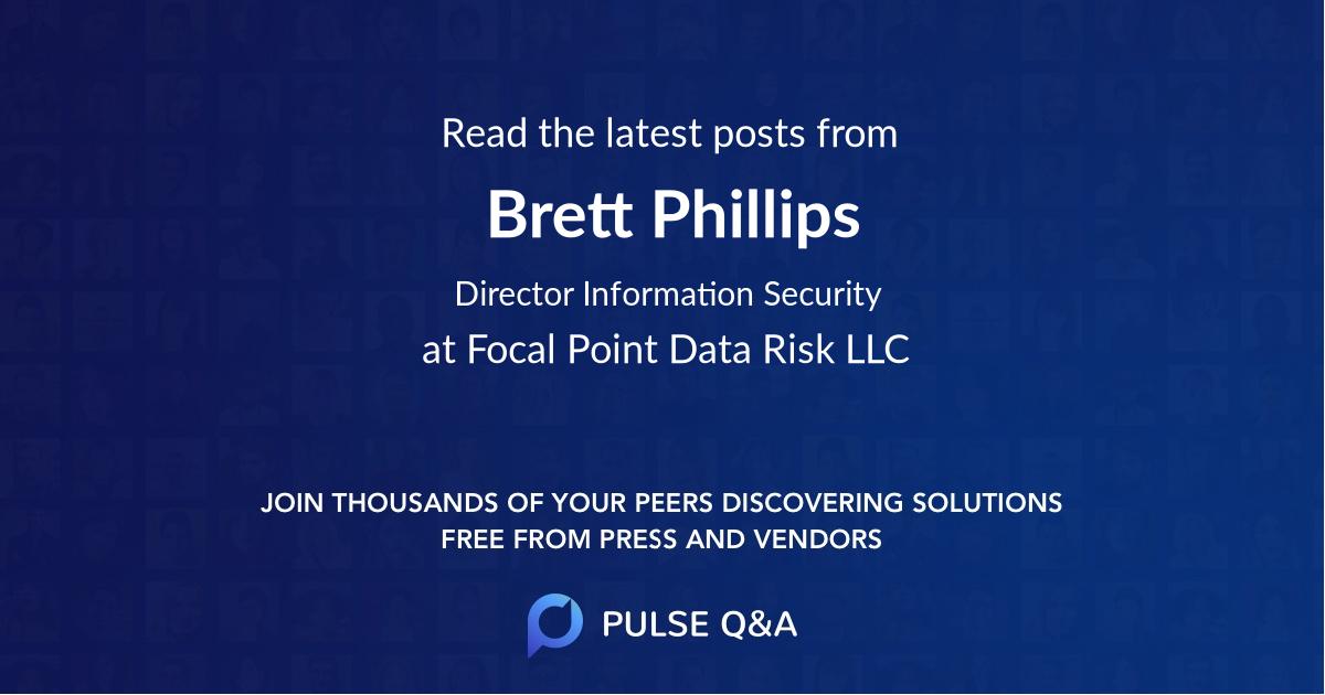 Brett Phillips