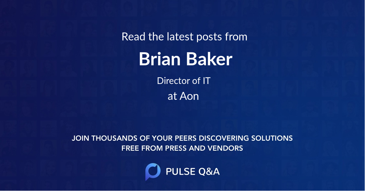 Brian Baker