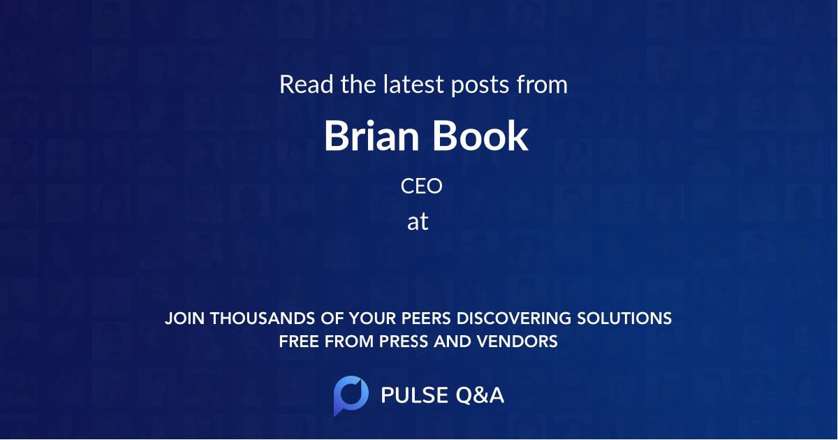 Brian Book