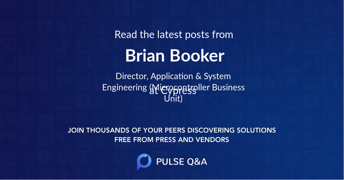 Brian Booker