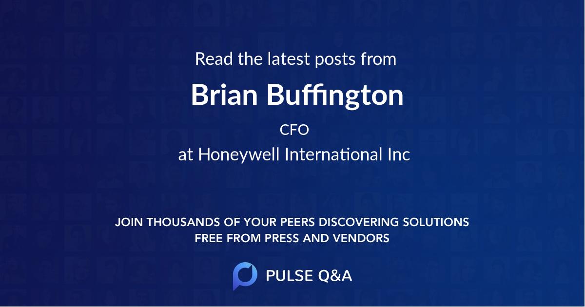 Brian Buffington