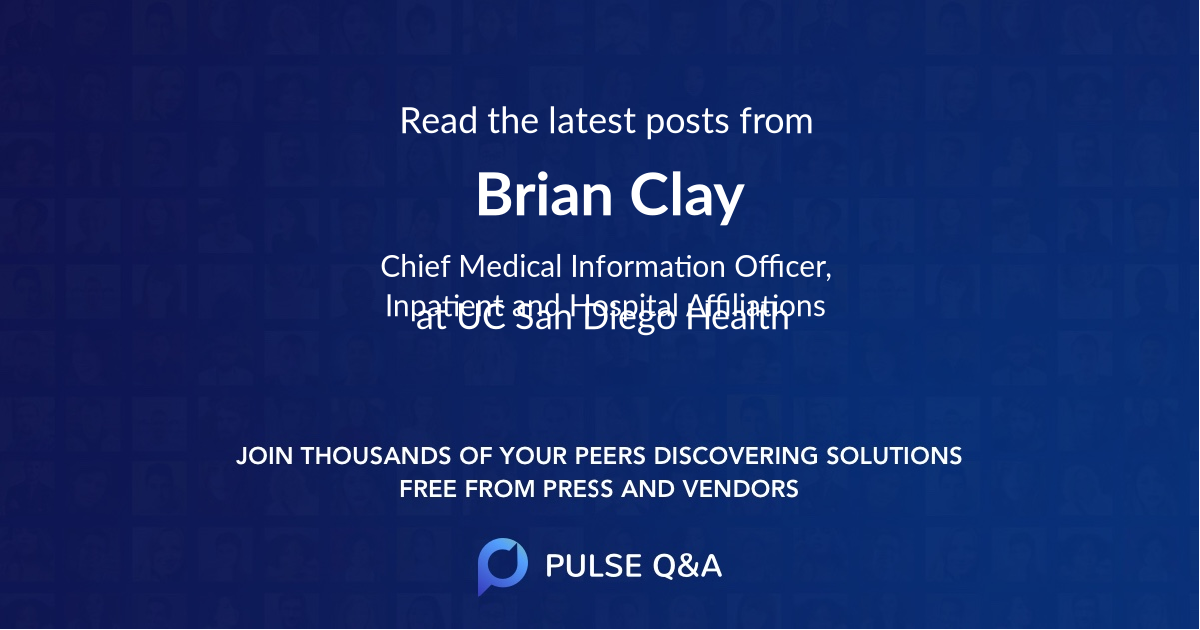 Brian Clay