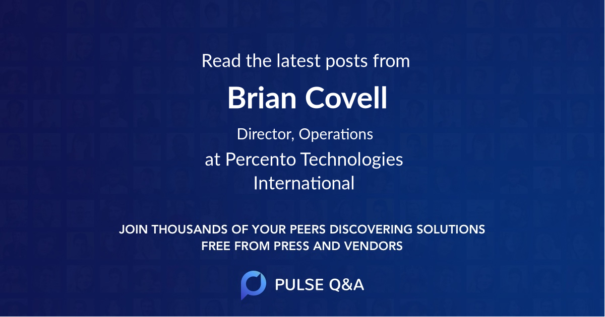 Brian Covell