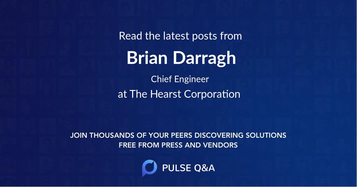 Brian Darragh