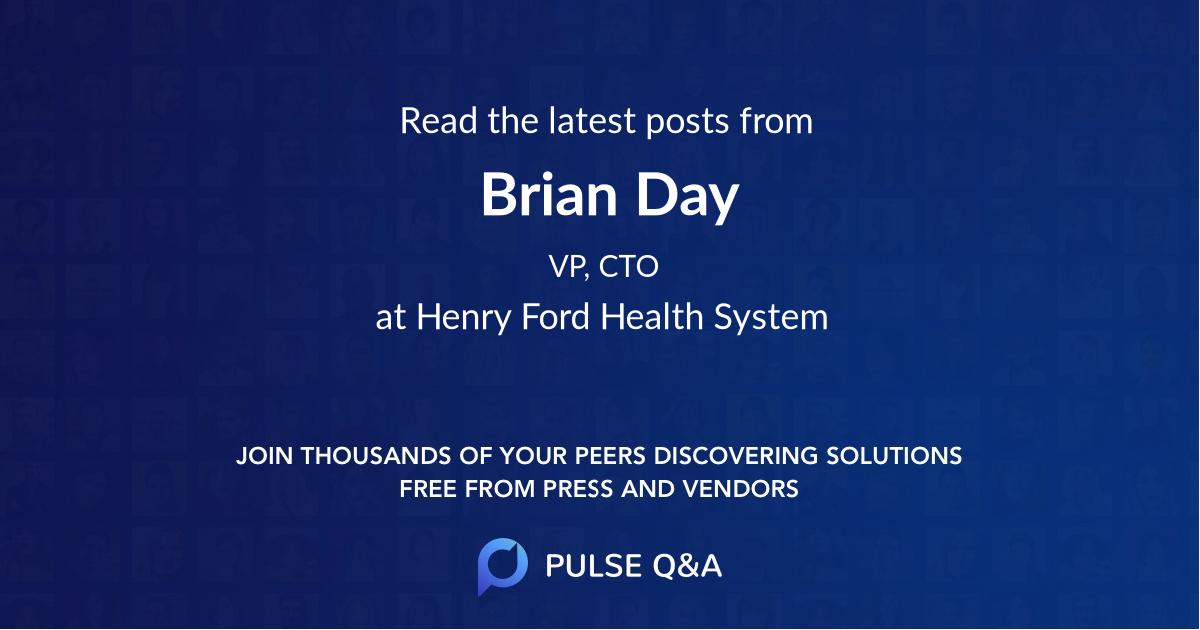 Brian Day