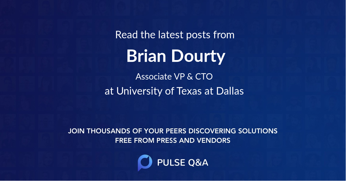 Brian Dourty