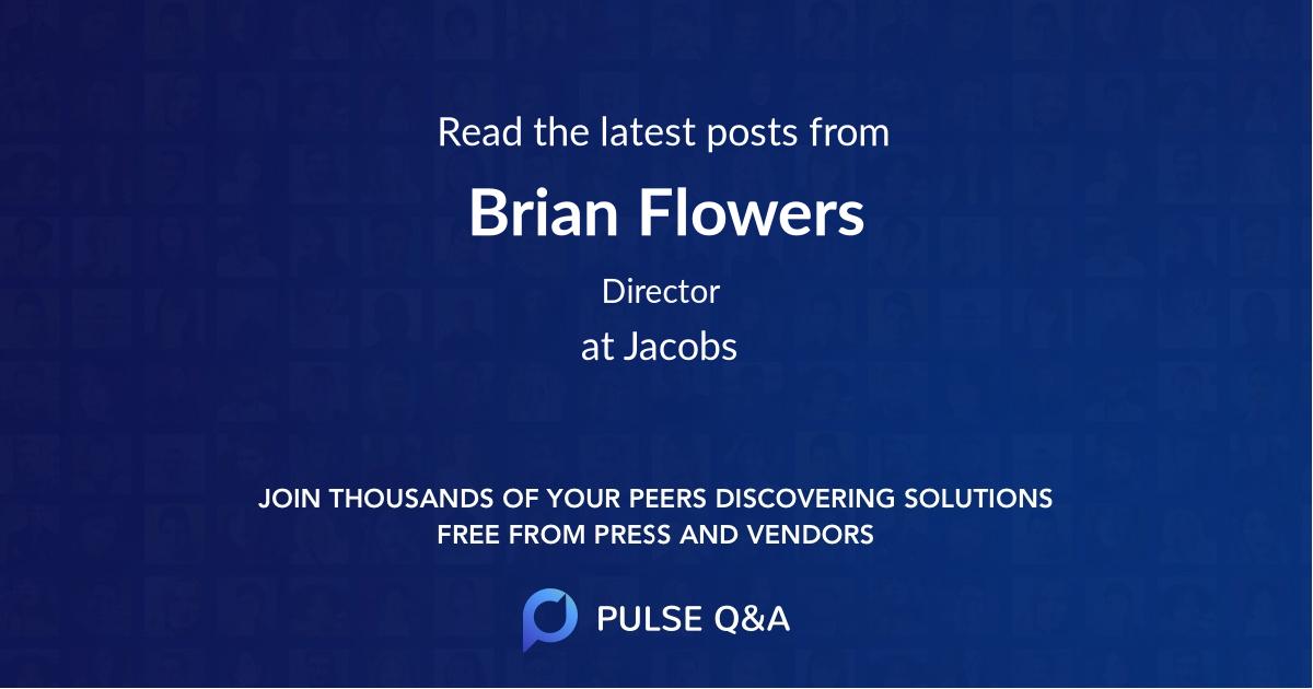 Brian Flowers