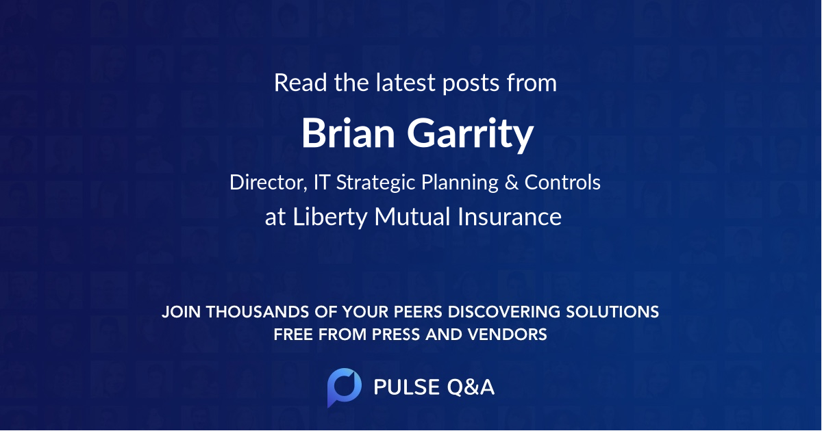 Brian Garrity
