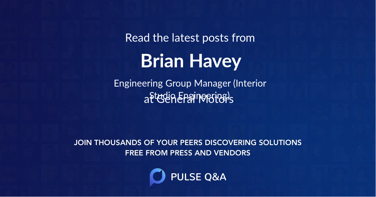 Brian Havey