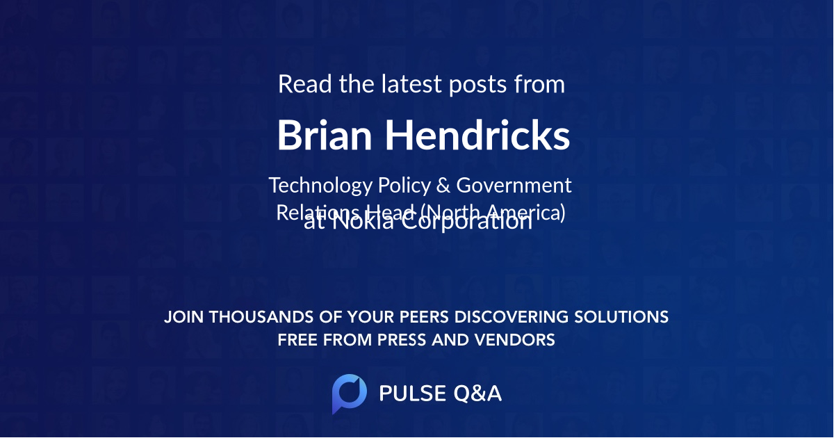 Brian Hendricks