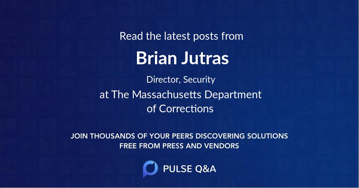 Brian Jutras