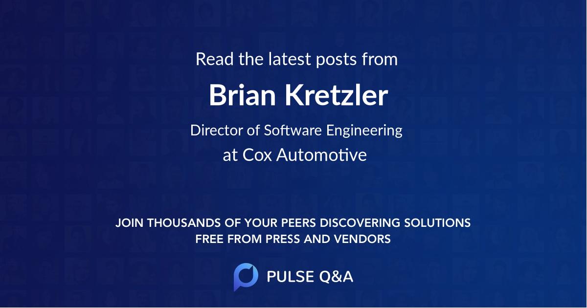 Brian Kretzler