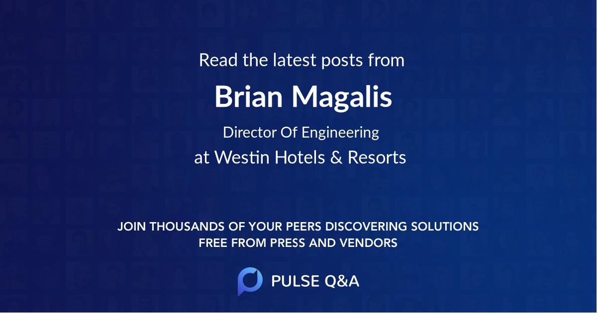 Brian Magalis