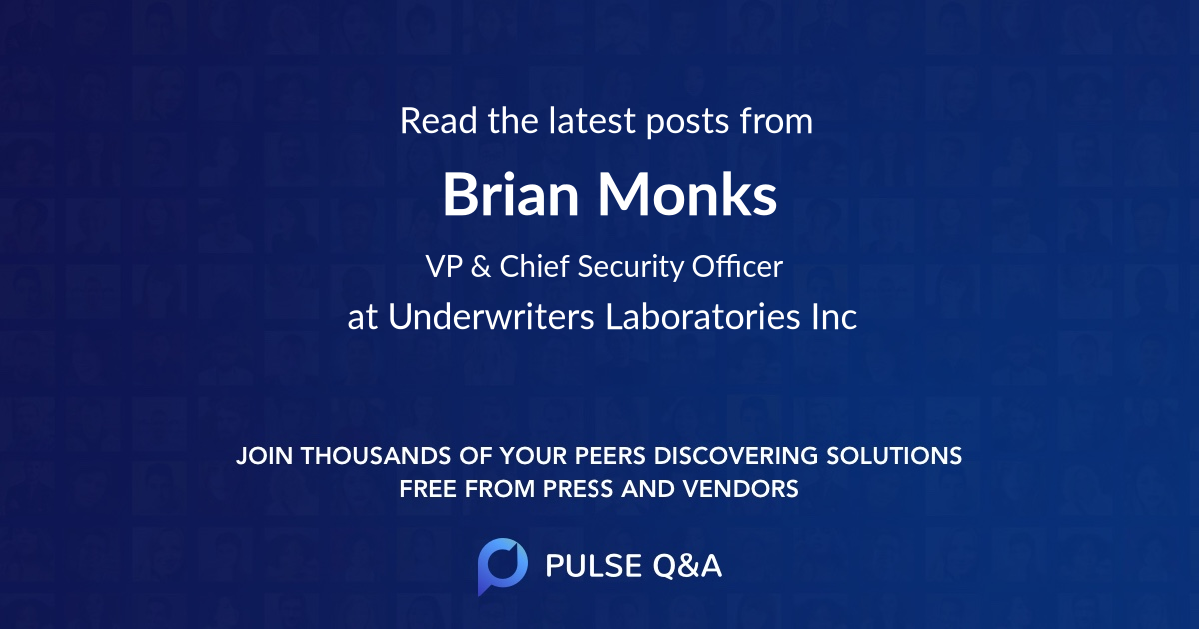 Brian Monks