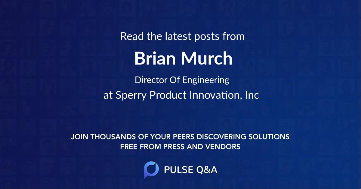 Brian Murch