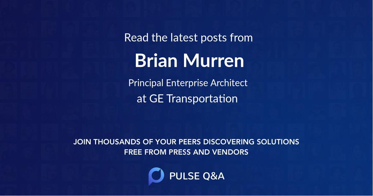 Brian Murren