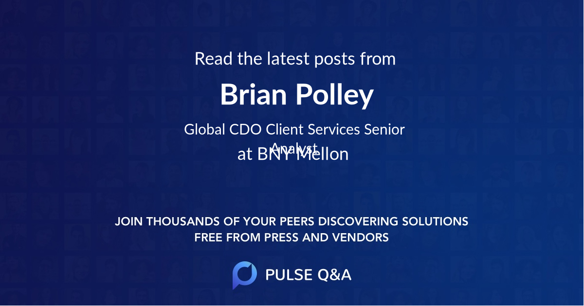 Brian Polley