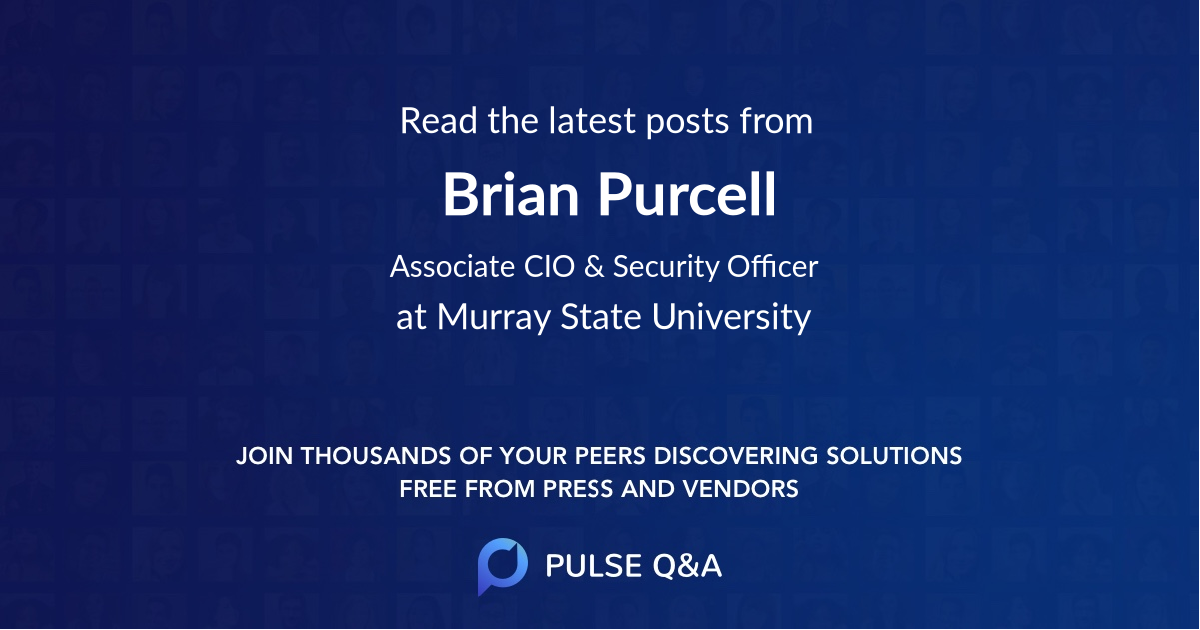Brian Purcell