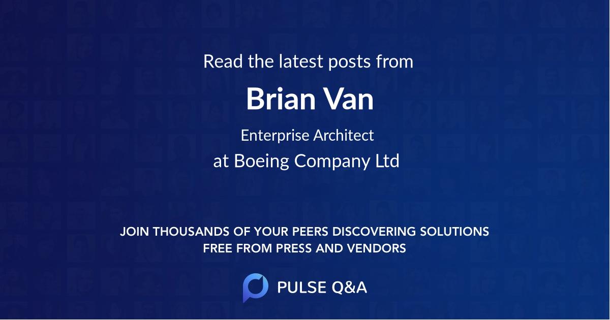 Brian Van