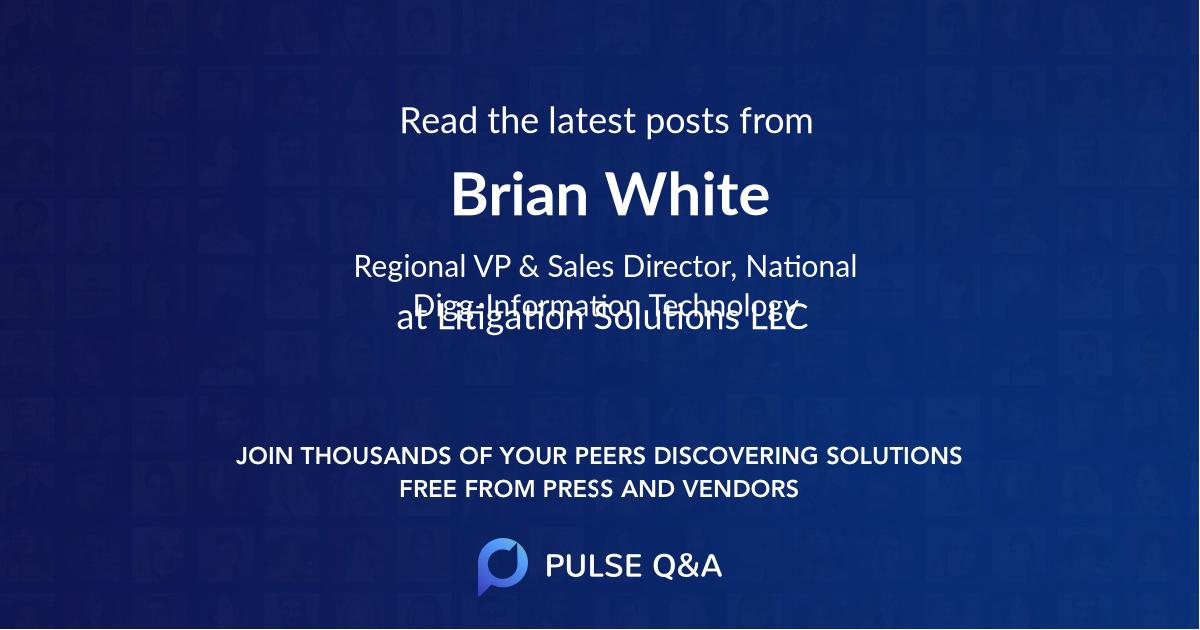 Brian White