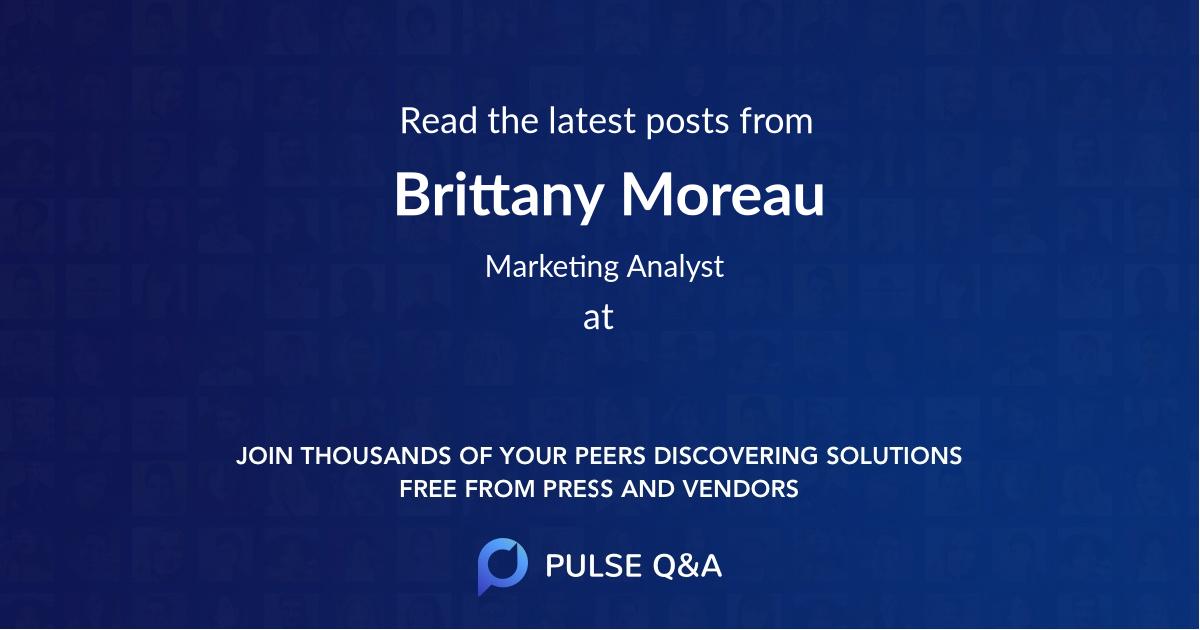 Brittany Moreau