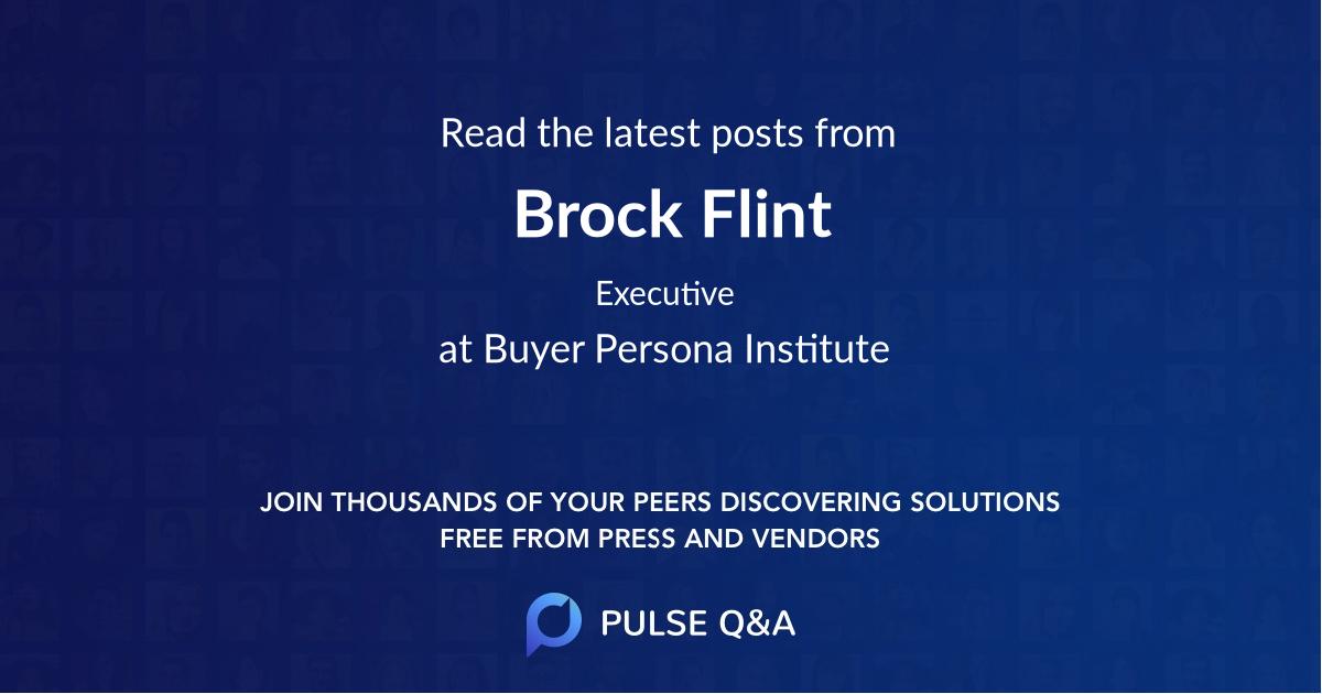 Brock Flint