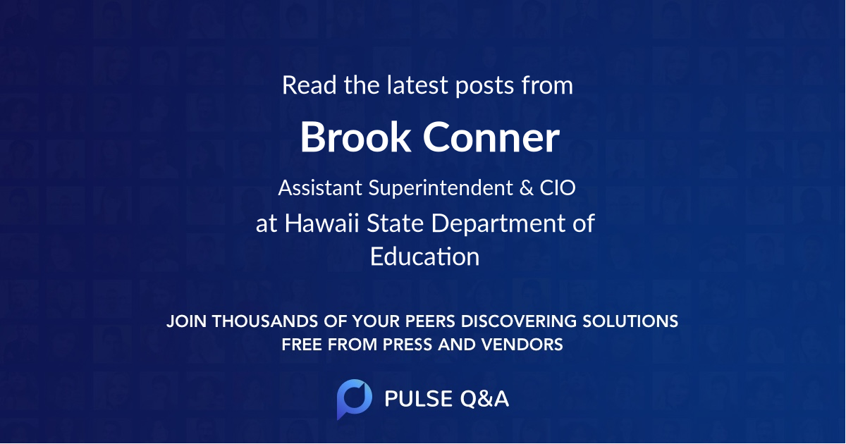 Brook Conner
