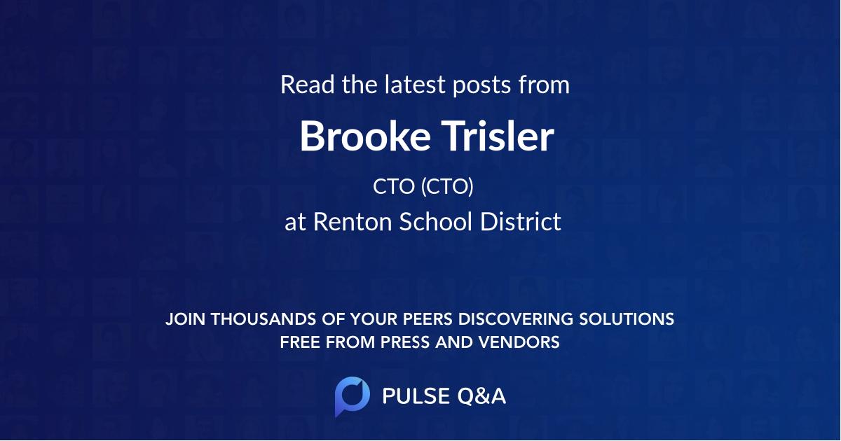Brooke Trisler