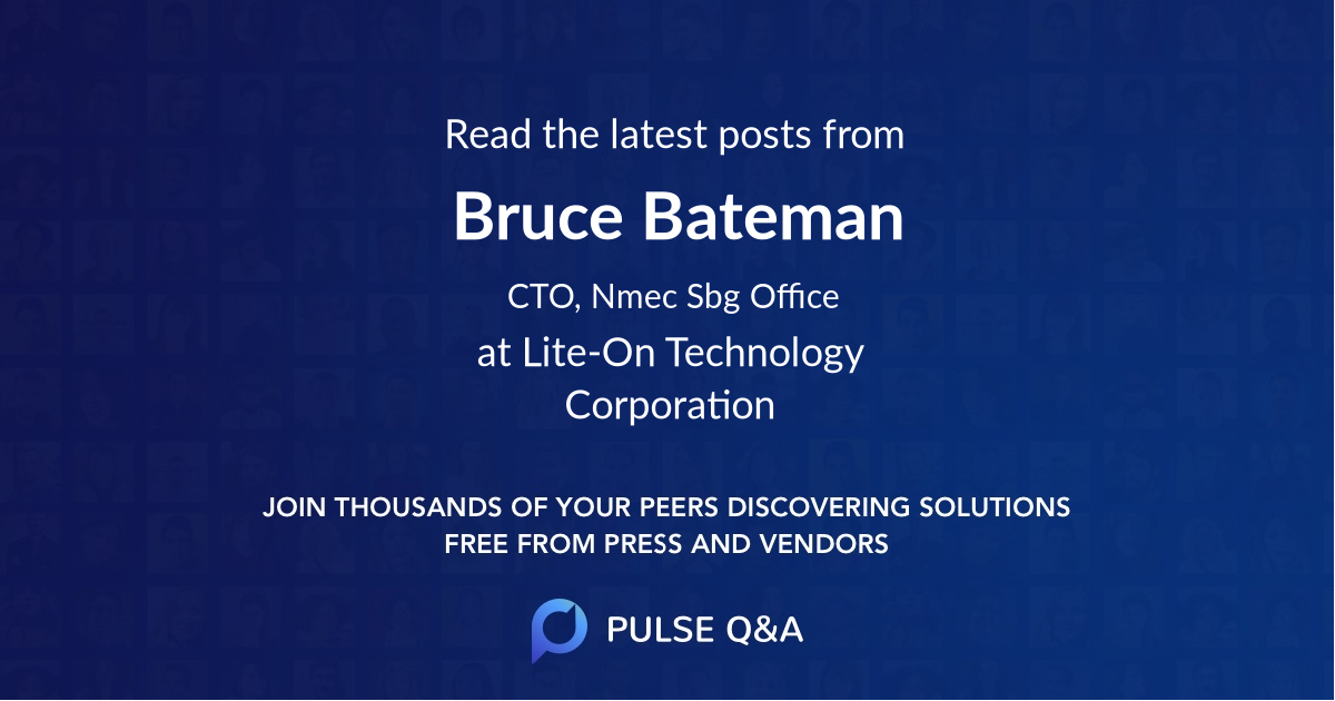 Bruce Bateman