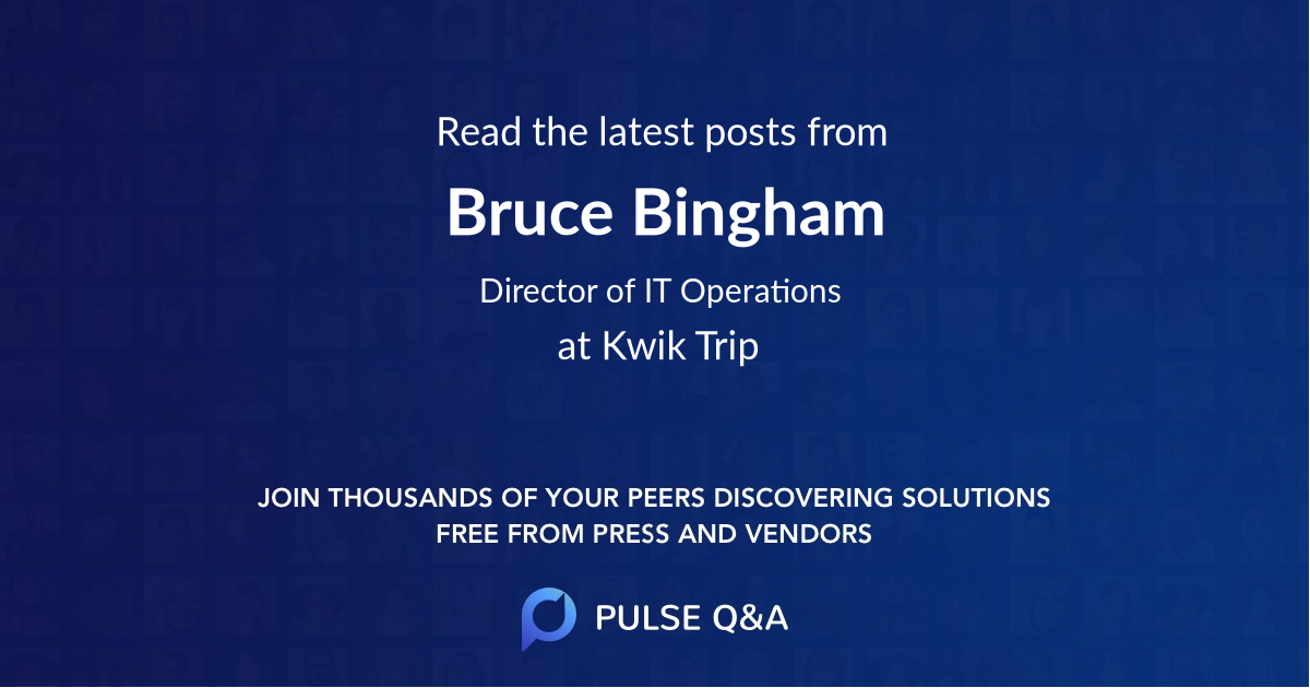 Bruce Bingham