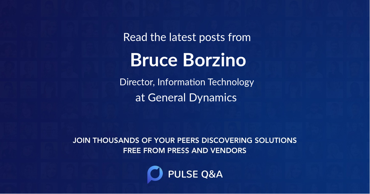 Bruce Borzino
