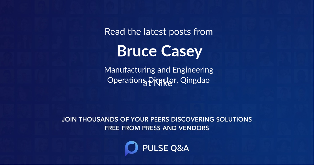 Bruce Casey