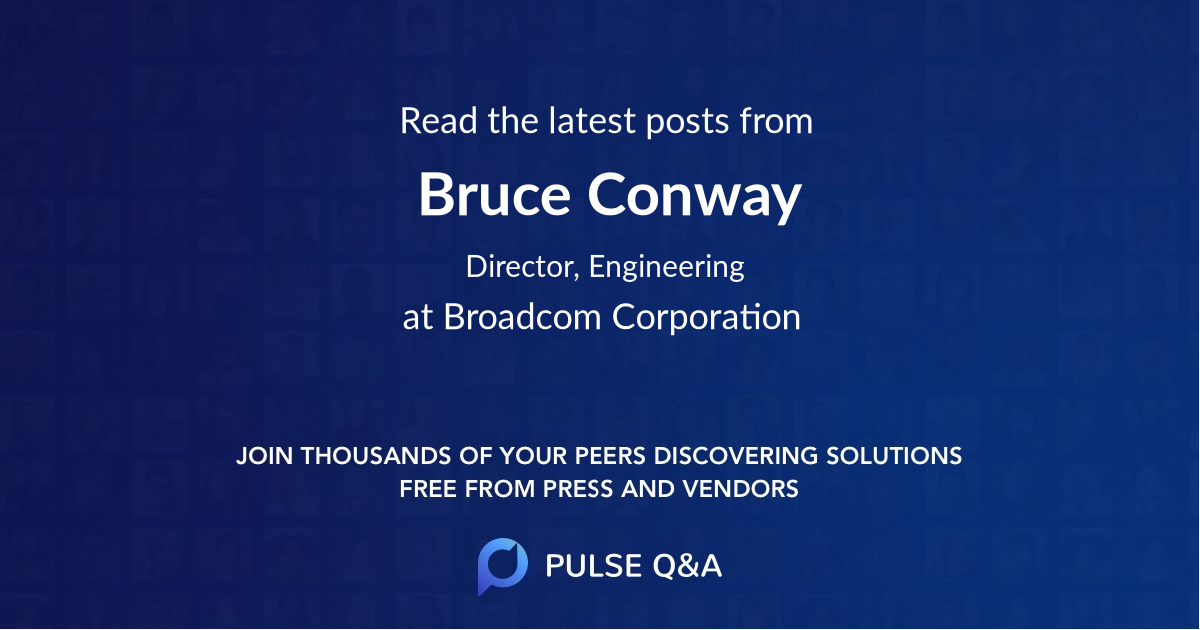 Bruce Conway