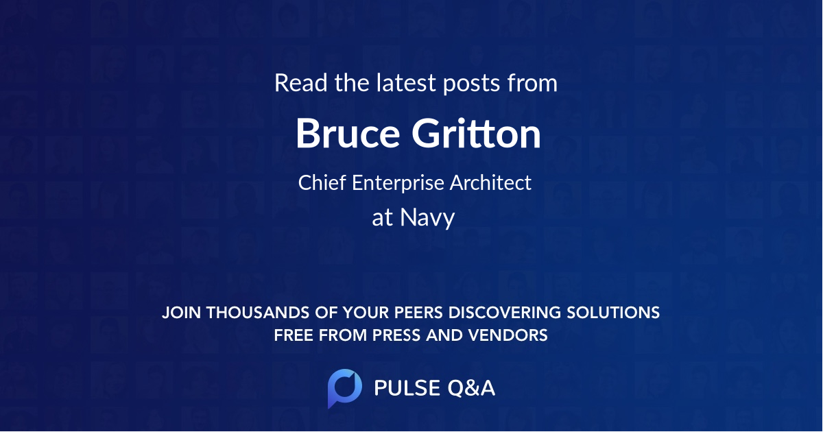 Bruce Gritton