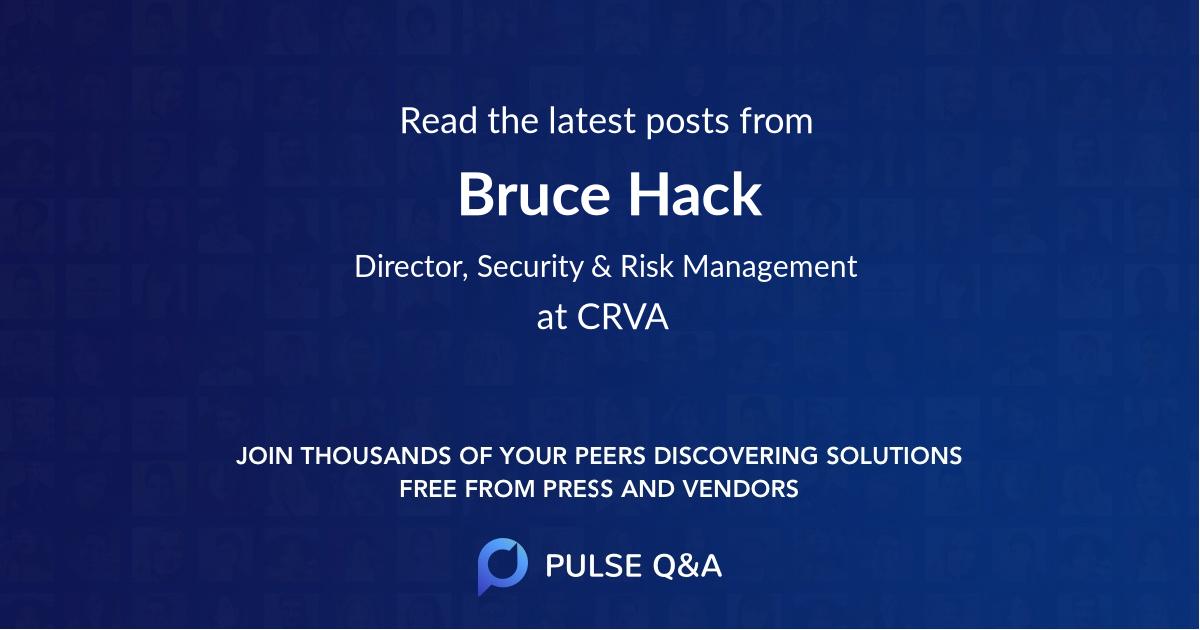 Bruce Hack