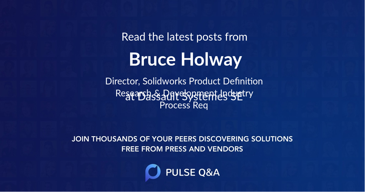 Bruce Holway