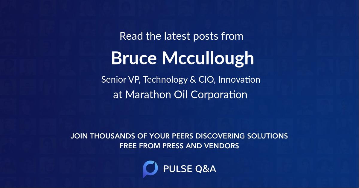 Bruce Mccullough