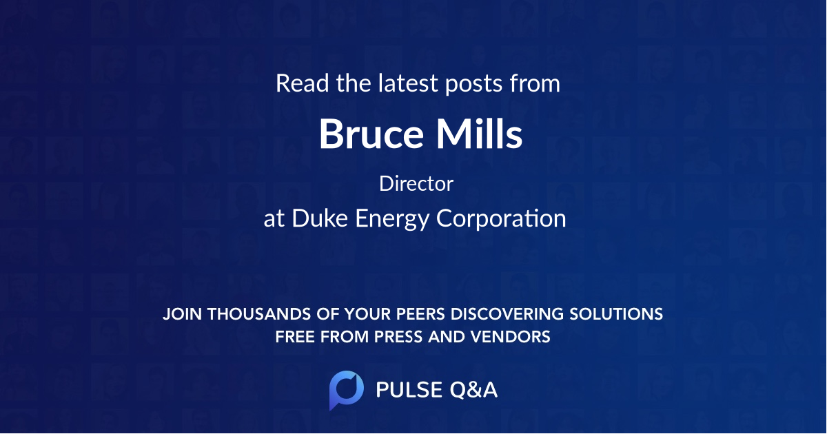 Bruce Mills
