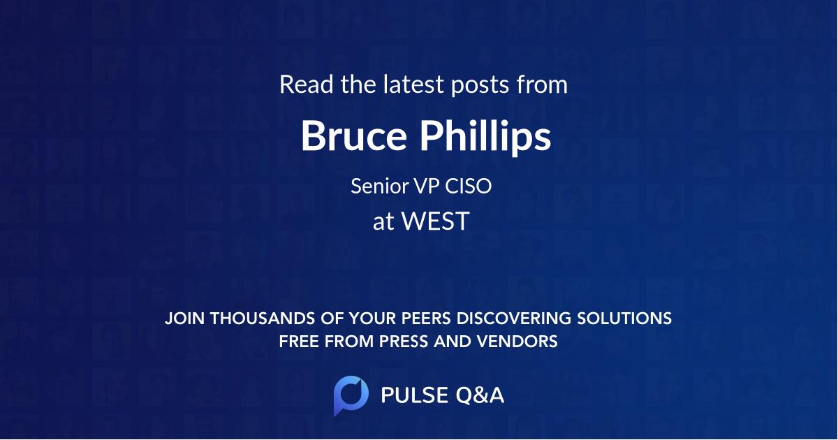 Bruce Phillips