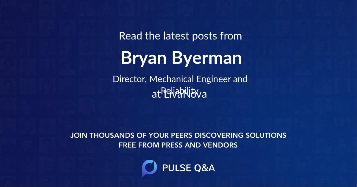 Bryan Byerman