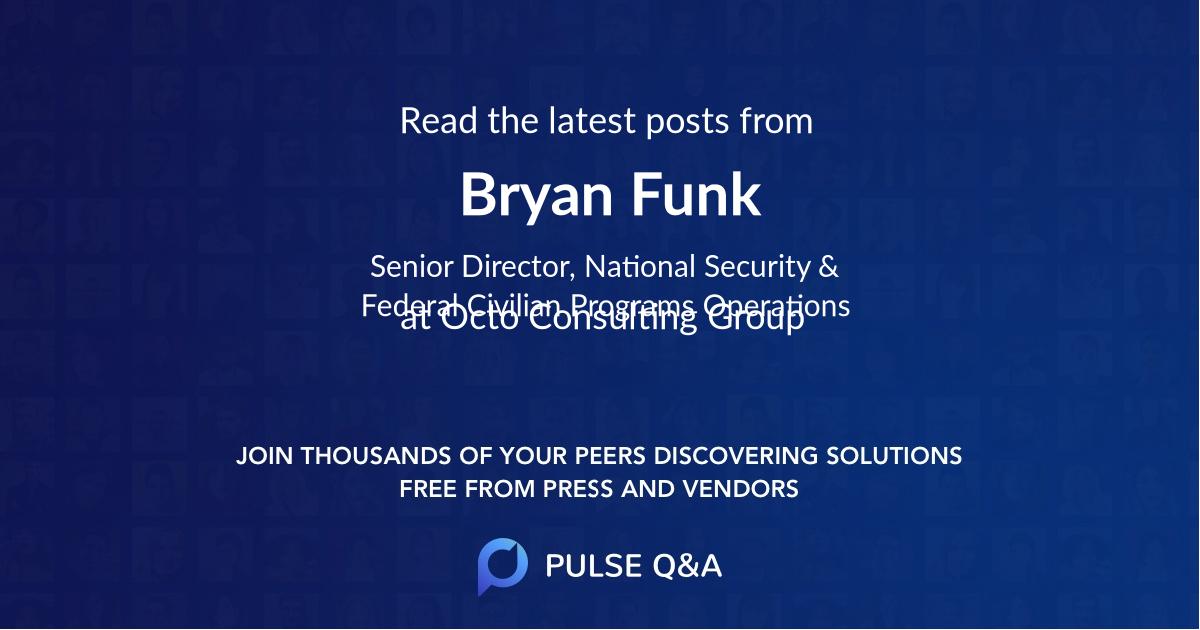 Bryan Funk