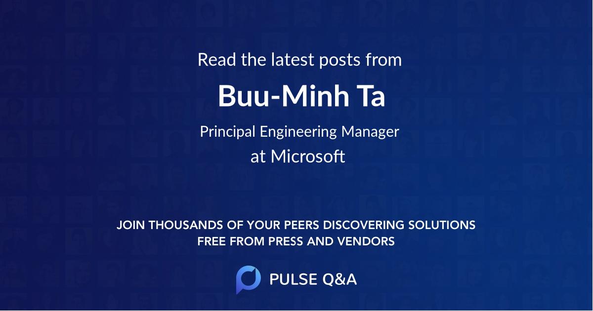 Buu-Minh Ta