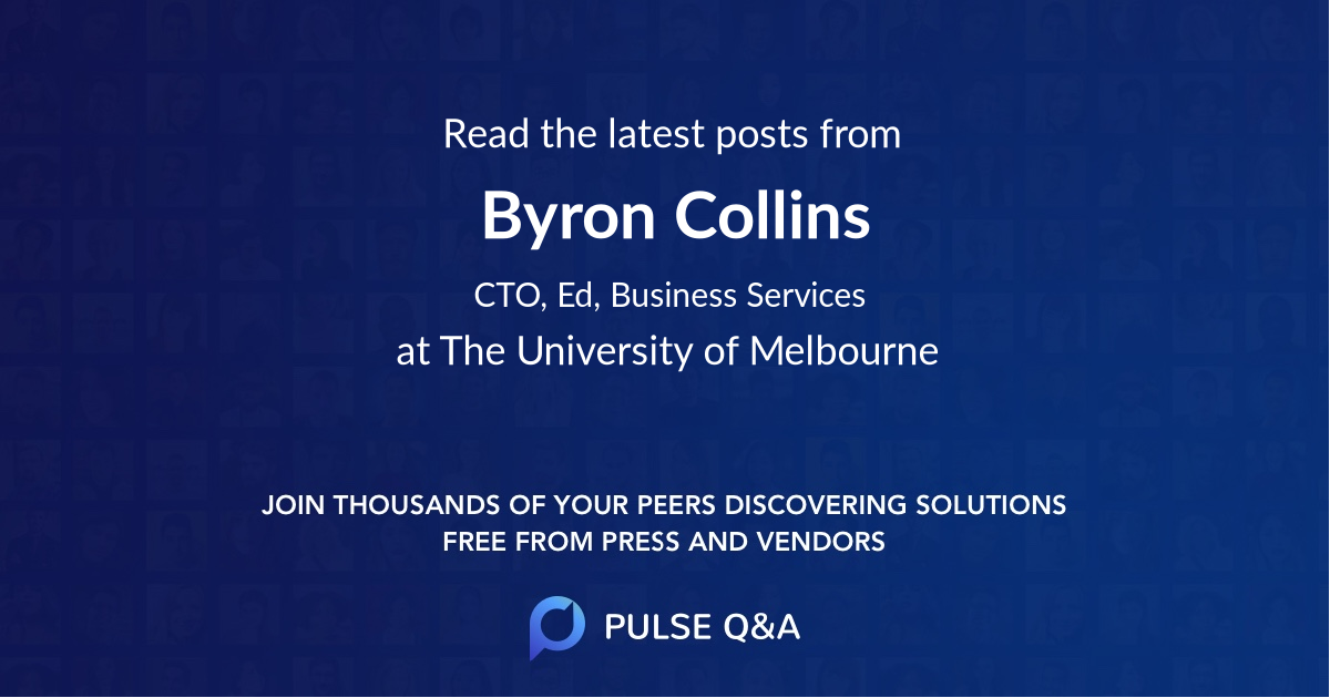 Byron Collins