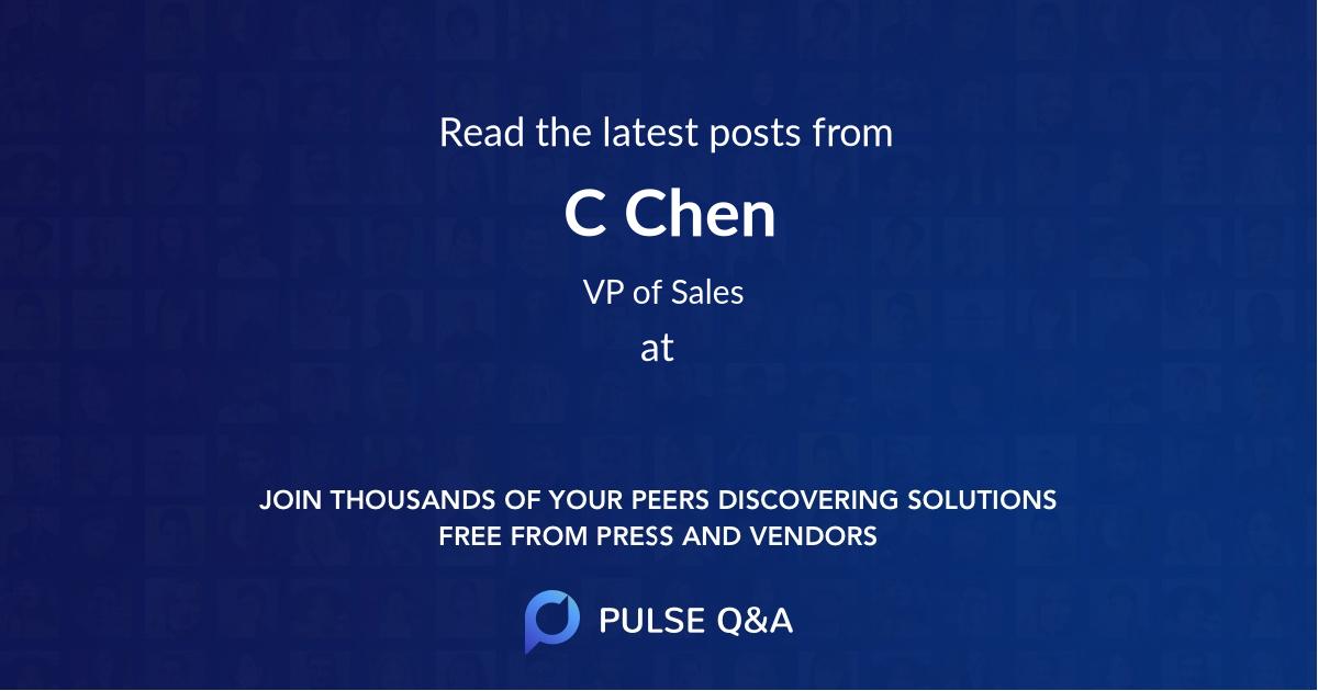 C Chen