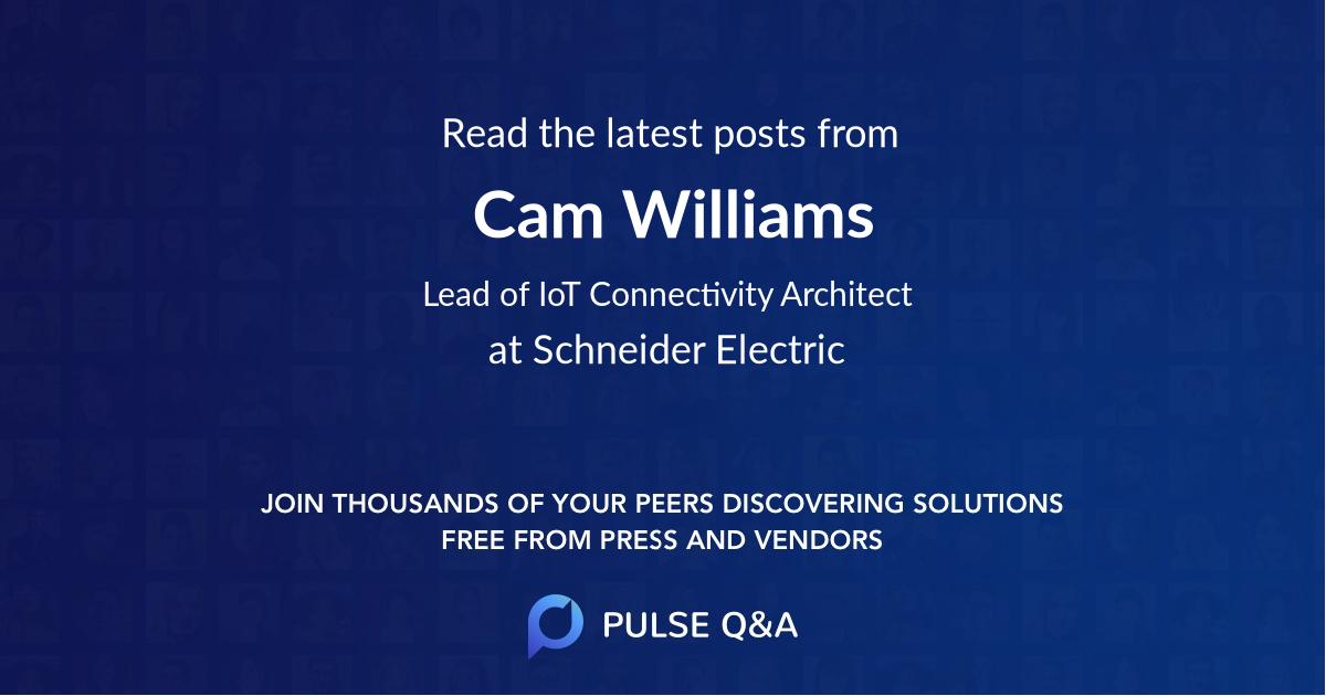 Cam Williams