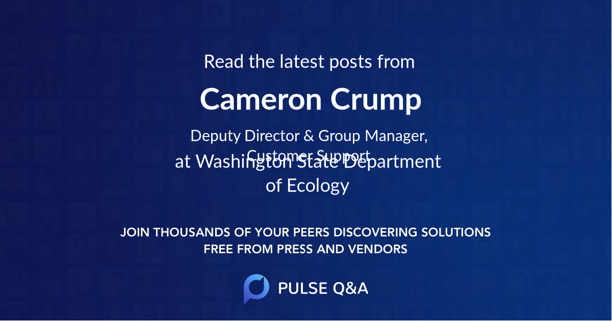Cameron Crump