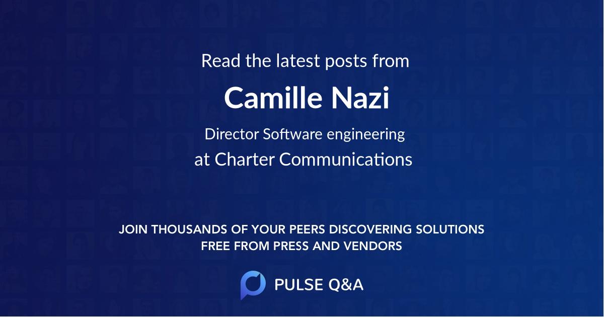 Camille Nazi